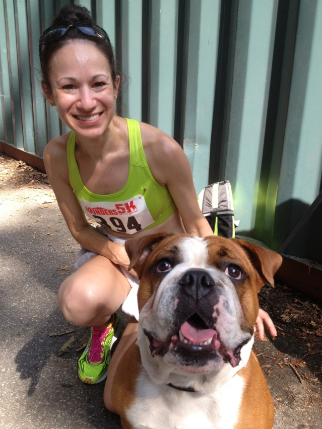 CPTC Founders 5K with Brooklyn Brutus