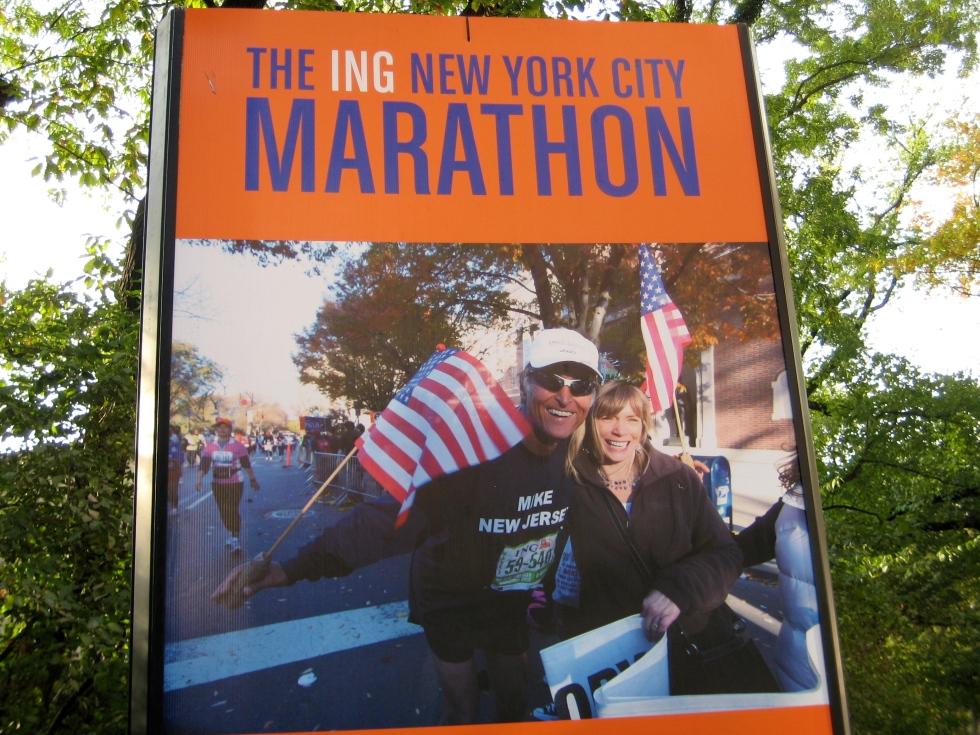 Marathon Banner 2011