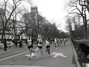 Kim Smith - NYC Half MarathonPhoto license: © All rights reserved