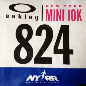 Race Bib  Photo license: © All rights reserved