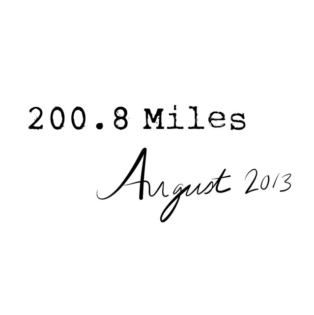 AugustMileage